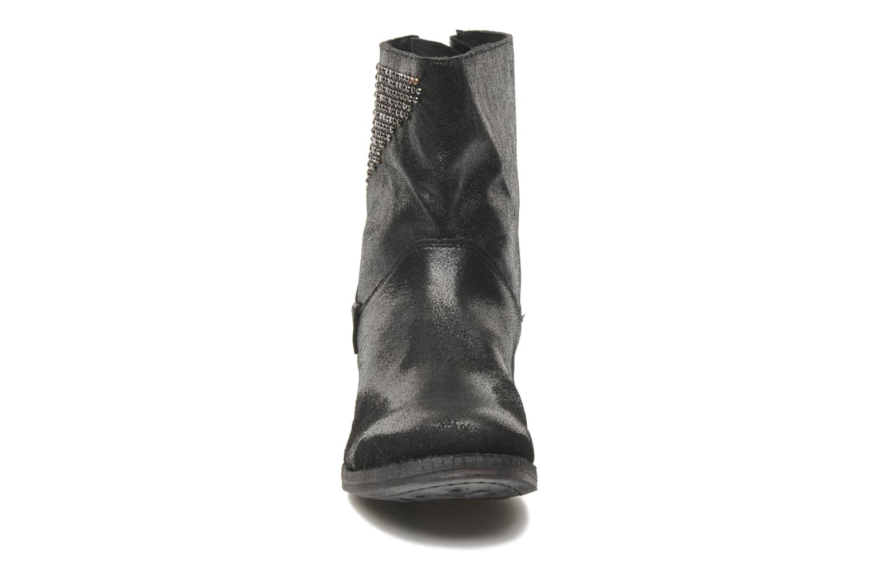 Stiefeletten & Boots Khrio Cuma schwarz schuhe getragen