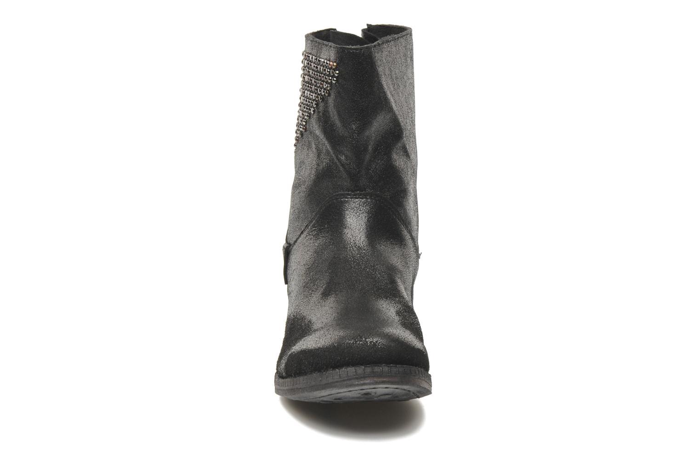 Bottines et boots Khrio Cuma Noir vue portées chaussures