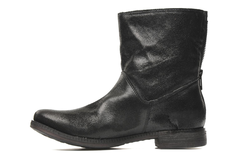Stiefeletten & Boots Khrio Cuma schwarz ansicht von vorne