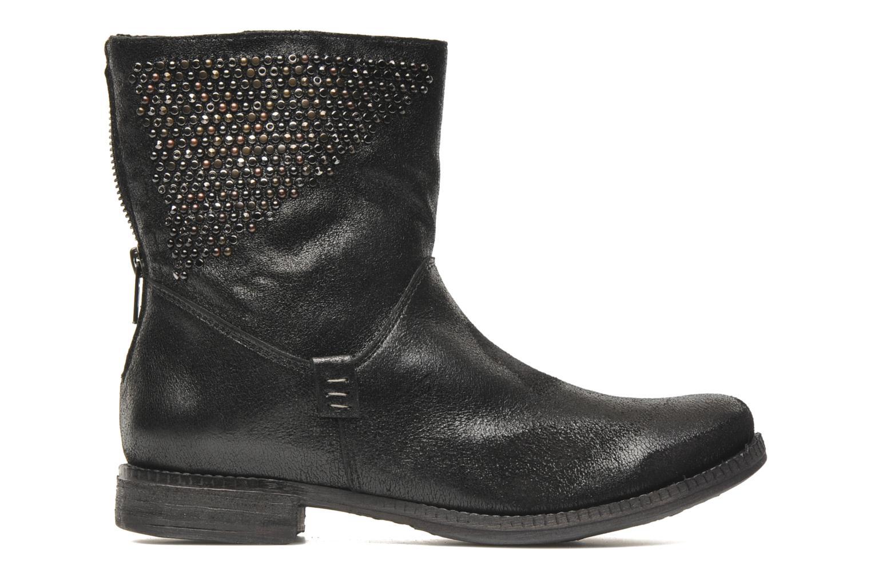 Bottines et boots Khrio Cuma Noir vue derrière