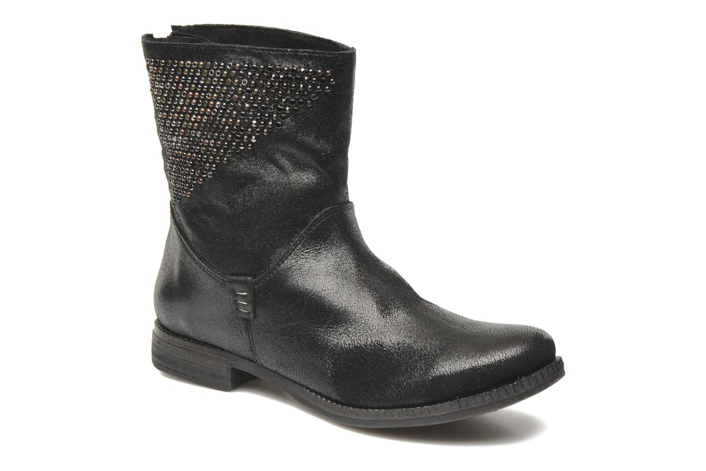 Bottines et boots Khrio Cuma Noir vue détail/paire