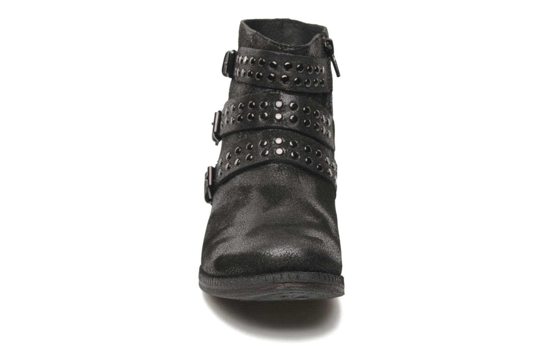Stiefeletten & Boots Khrio Gaiole grau schuhe getragen