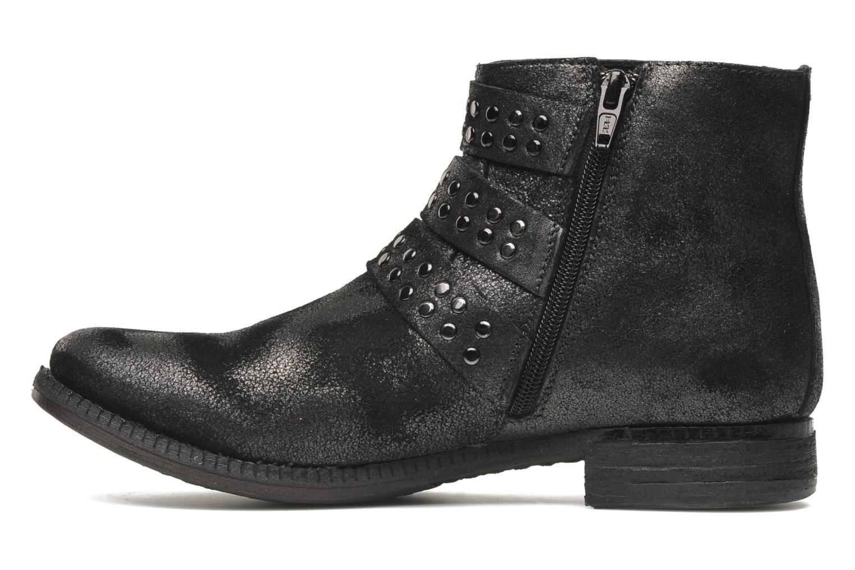 Bottines et boots Khrio Gaiole Gris vue face