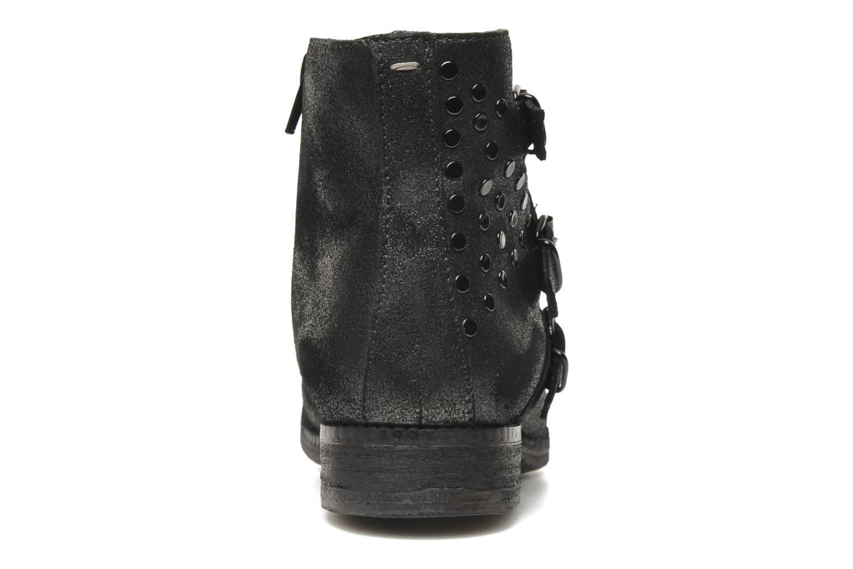 Bottines et boots Khrio Gaiole Gris vue droite