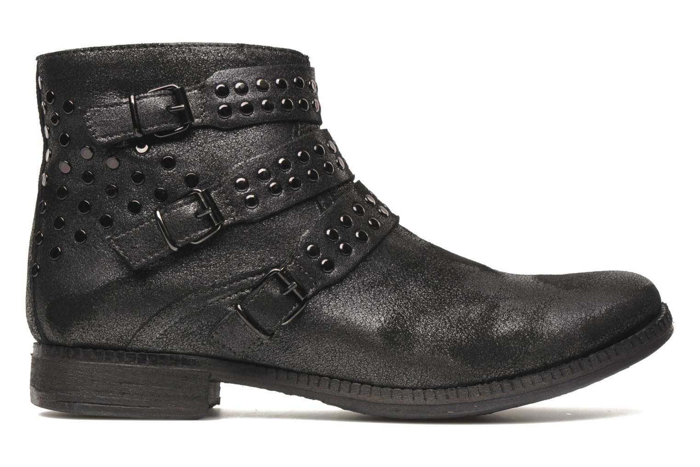 Boots en enkellaarsjes Khrio Gaiole Grijs achterkant