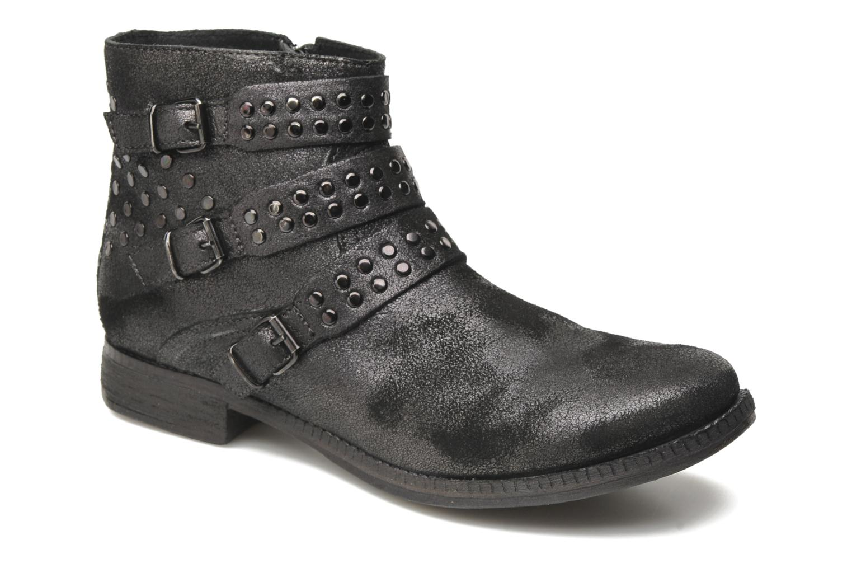 Boots en enkellaarsjes Khrio Gaiole Grijs detail