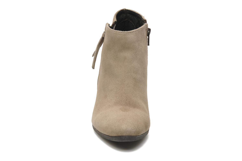 Boots en enkellaarsjes Khrio Malga Beige model