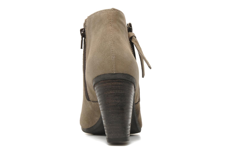 Boots en enkellaarsjes Khrio Malga Beige rechts