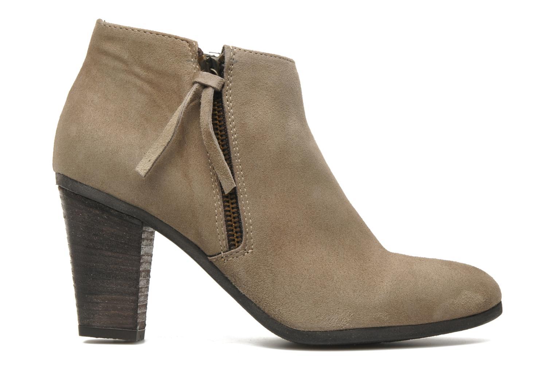 Boots en enkellaarsjes Khrio Malga Beige achterkant