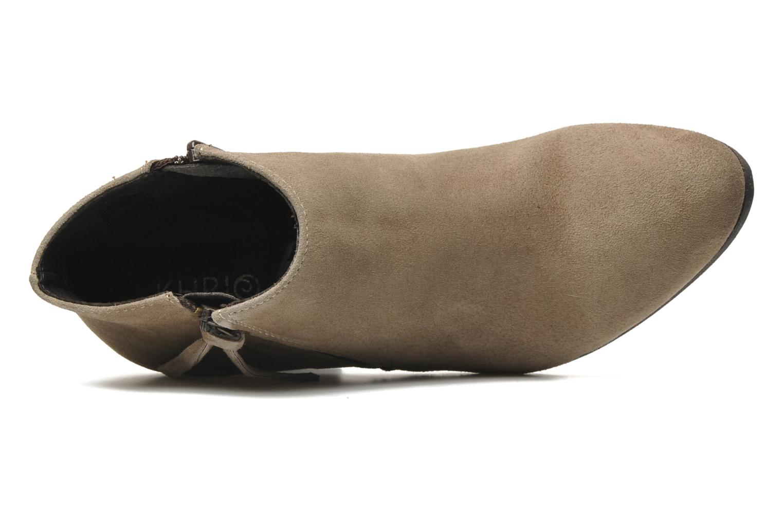 Boots en enkellaarsjes Khrio Malga Beige links