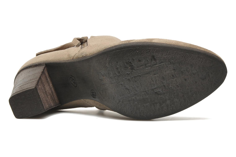 Boots en enkellaarsjes Khrio Malga Beige boven