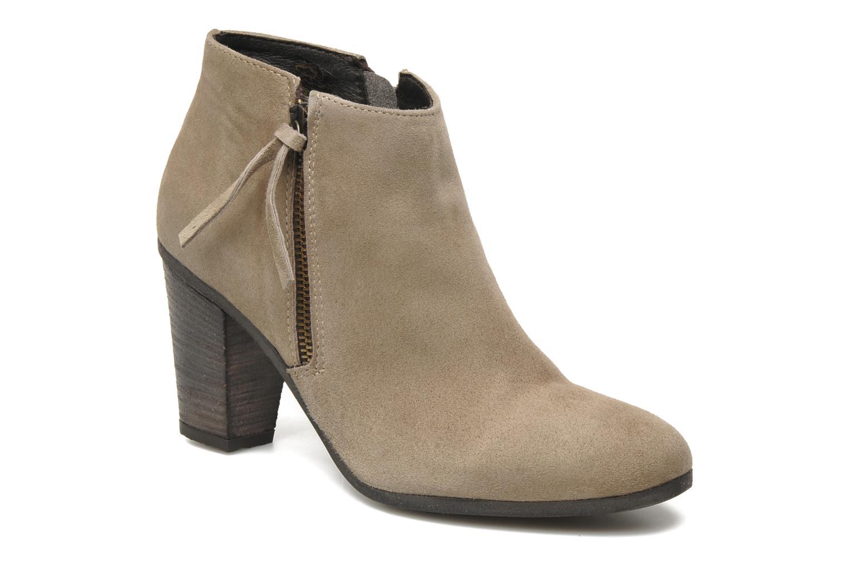 Boots en enkellaarsjes Khrio Malga Beige detail
