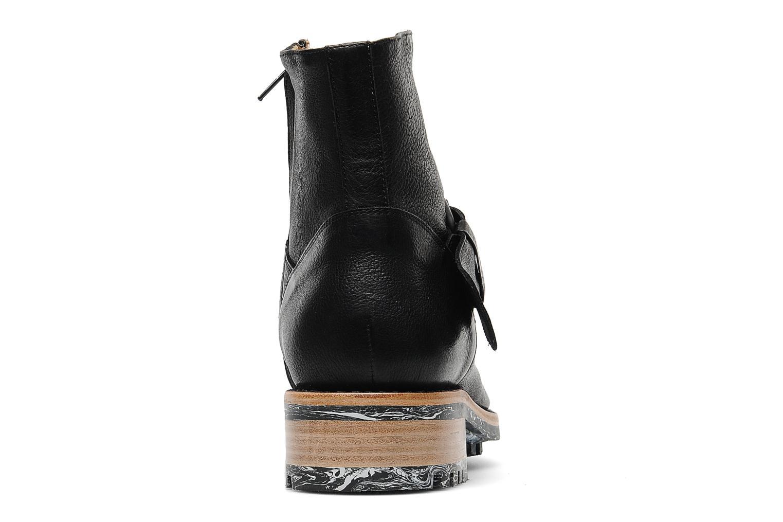 Boots en enkellaarsjes Jean-Baptiste Rautureau Hyrod Strap Boot Zwart rechts