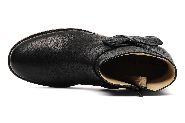 Boots en enkellaarsjes Jean-Baptiste Rautureau Hyrod Strap Boot Zwart links