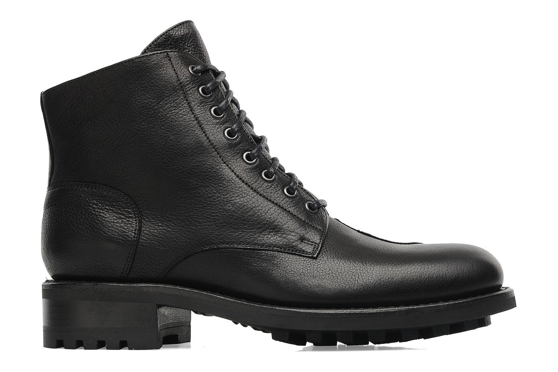 Bottines et boots Jean-Baptiste Rautureau Hyrod Lace Up Noir vue derrière