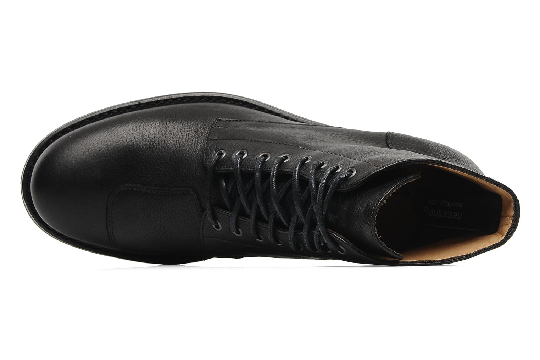 Stiefeletten & Boots Jean-Baptiste Rautureau Hyrod Lace Up schwarz ansicht von links