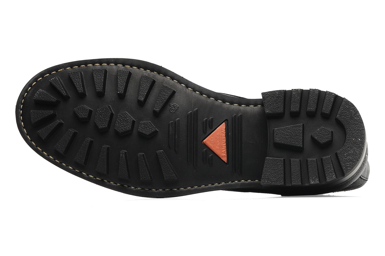 Stiefeletten & Boots Jean-Baptiste Rautureau Hyrod Lace Up schwarz ansicht von oben