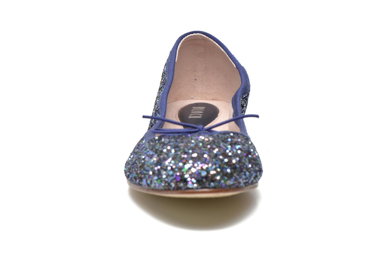 Ballerinas Bloch Eloise mehrfarbig schuhe getragen