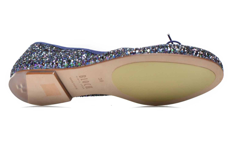 Ballerinas Bloch Eloise mehrfarbig ansicht von oben