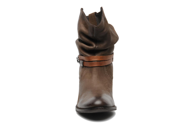 Stiefeletten & Boots SPM CLAP braun schuhe getragen