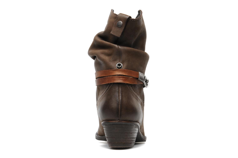 Stiefeletten & Boots SPM CLAP braun ansicht von rechts