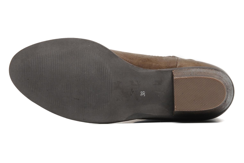 Stiefeletten & Boots SPM CLAP braun ansicht von oben