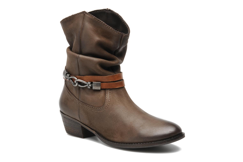Stiefeletten & Boots SPM CLAP braun detaillierte ansicht/modell