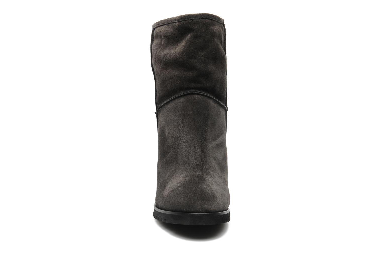 Bottines et boots Fabio Rusconi Marta Gris vue portées chaussures