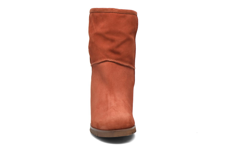 Ankle boots Fabio Rusconi Marta Brown model view