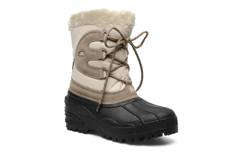Chaussures de sport Trespass Florel Beige vue détail/paire