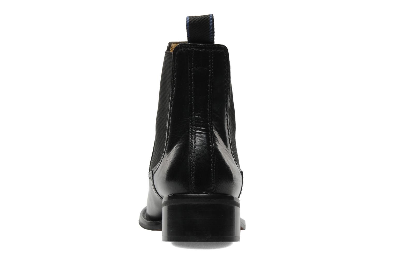 Boots en enkellaarsjes Melvin & Hamilton Tina 3 Zwart rechts