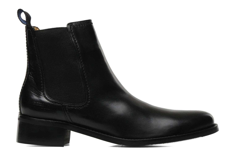Boots en enkellaarsjes Melvin & Hamilton Tina 3 Zwart achterkant