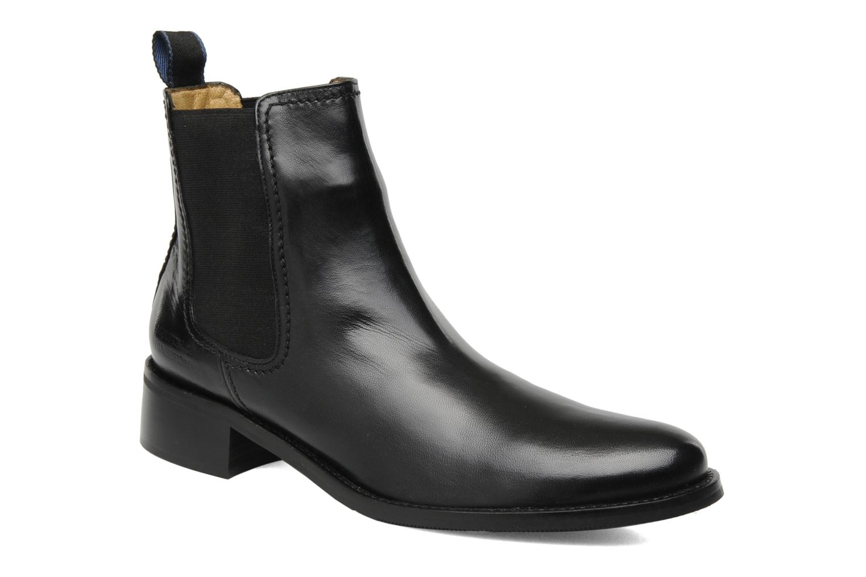 Boots en enkellaarsjes Melvin & Hamilton Tina 3 Zwart detail