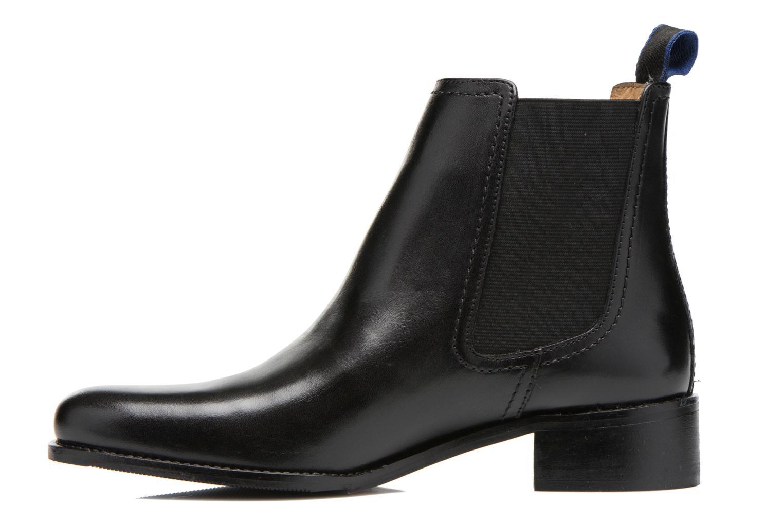 Bottines et boots Melvin & Hamilton Tina 3 Noir vue face