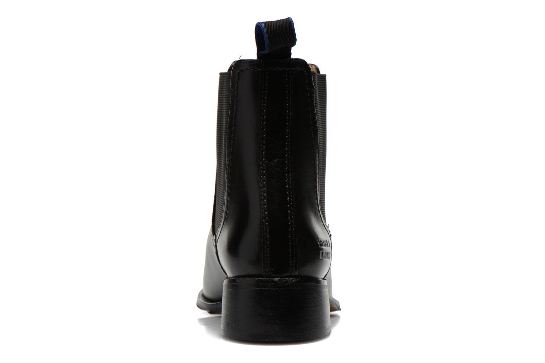 Bottines et boots Melvin & Hamilton Tina 3 Noir vue droite
