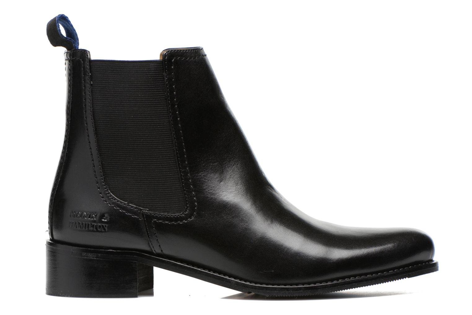 Ankle boots Melvin & Hamilton Tina 3 Black back view