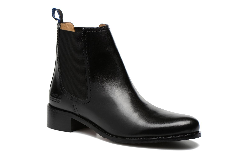 Ankelstøvler Melvin & Hamilton Tina 3 Sort detaljeret billede af skoene