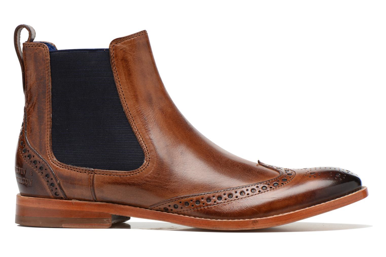 Stiefeletten & Boots Melvin & Hamilton Amelie 5 braun ansicht von hinten