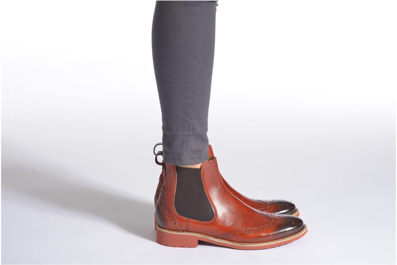 Boots en enkellaarsjes Melvin & Hamilton Amelie 5 Bruin onder