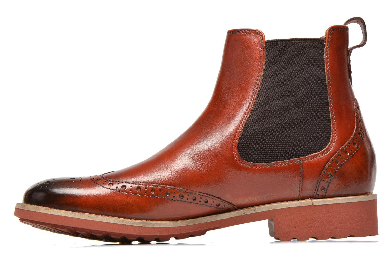 Boots en enkellaarsjes Melvin & Hamilton Amelie 5 Bruin voorkant
