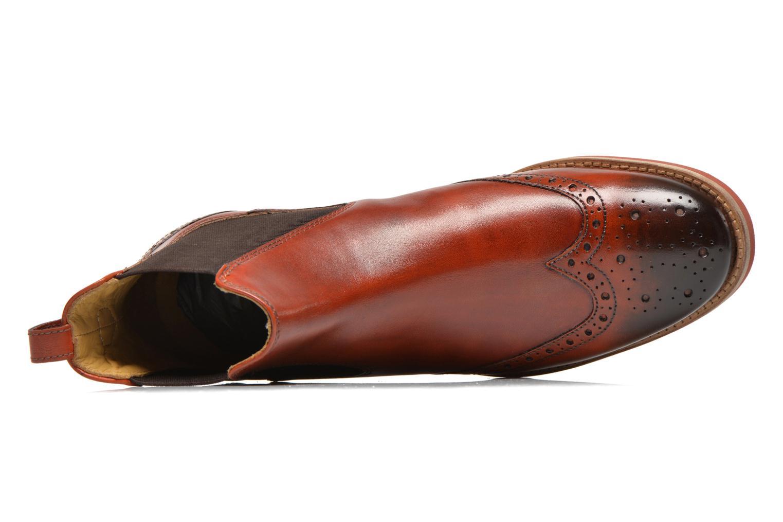 Boots en enkellaarsjes Melvin & Hamilton Amelie 5 Bruin links