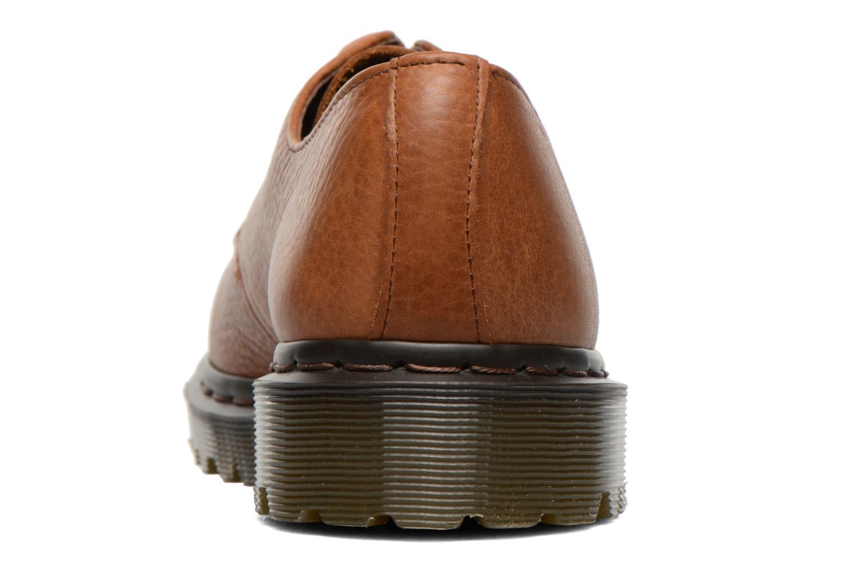 Chaussures à lacets Dr. Martens Immanuel Marron vue droite