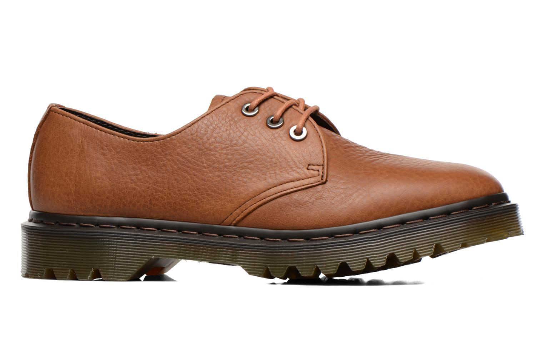 Chaussures à lacets Dr. Martens Immanuel Marron vue derrière