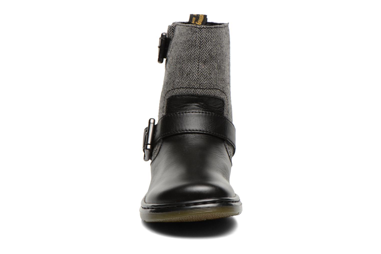 Bottines et boots Dr. Martens Gayle Noir vue portées chaussures