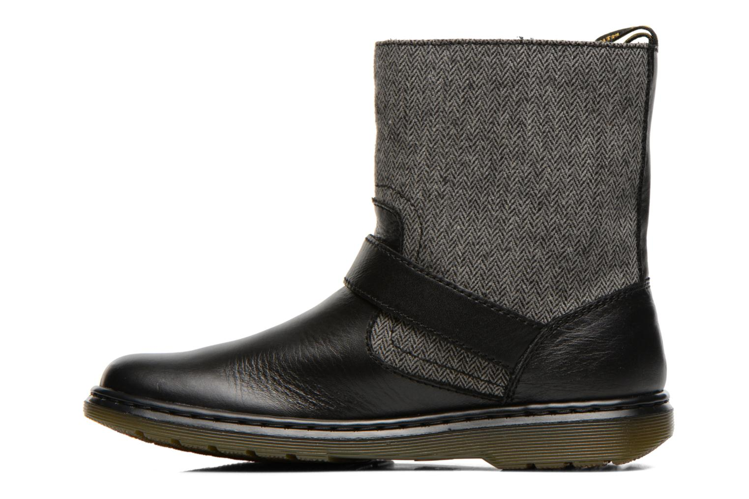 Gayle Black Danio / Grey 19 Tweed Check