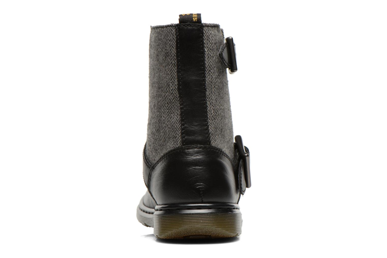 Bottines et boots Dr. Martens Gayle Noir vue droite