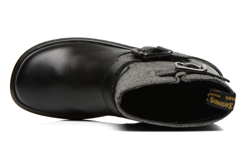 Bottines et boots Dr. Martens Gayle Noir vue gauche