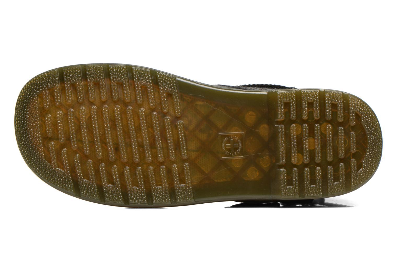 Bottines et boots Dr. Martens Gayle Noir vue haut