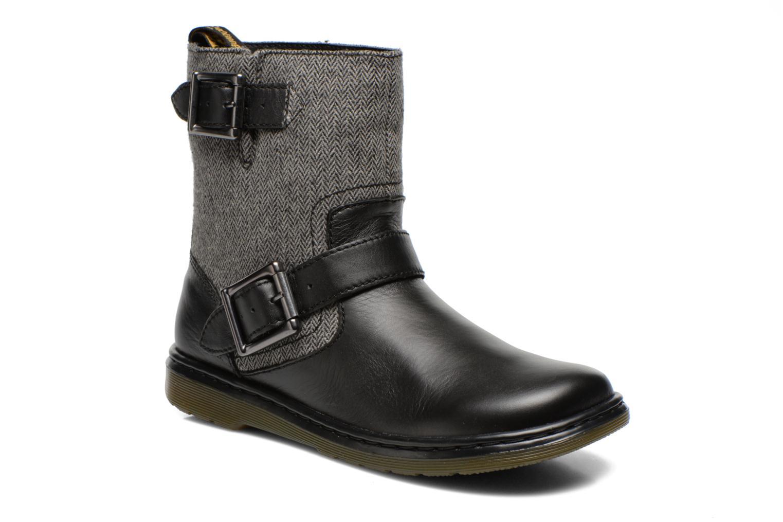 Bottines et boots Dr. Martens Gayle Noir vue détail/paire