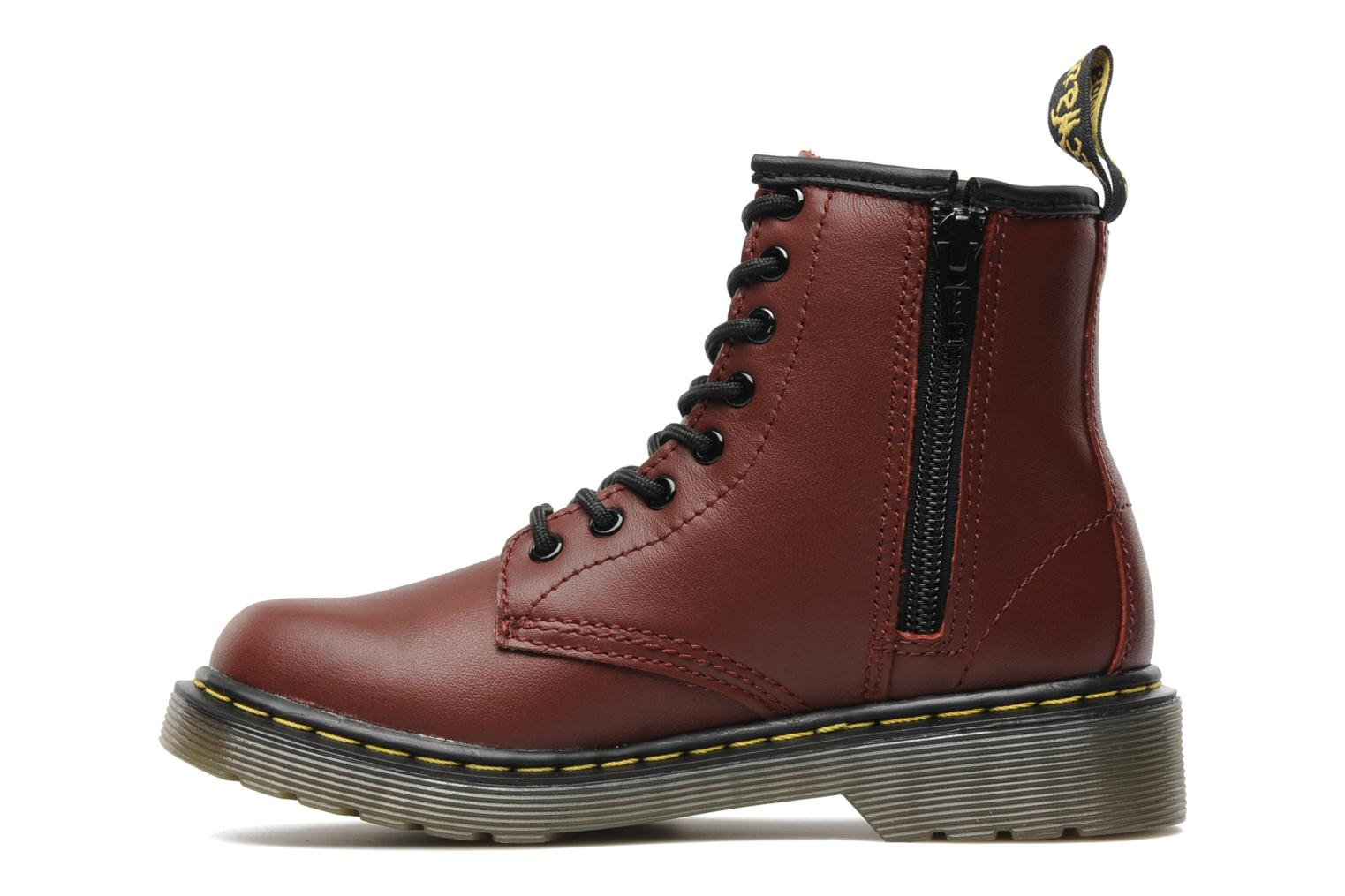 Juniors Delaney Lace boot Cherry Red softy T